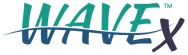 Green and Blue logo- Wave X- wastewater Sampling machine by Emerald Coast Manufacturing 4121 Warehouse Lane Pensacola, FL 32505